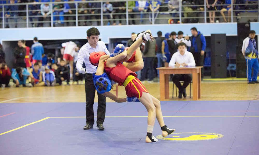 Спортсмены из Мангистау завоевали 22 «золота» на республиканском чемпионате по ушу