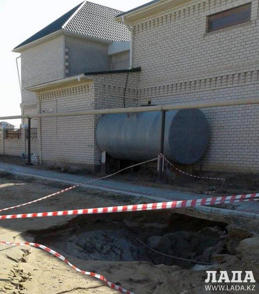 Жители села Саин Шапагатов жалуются на отсутствие питьевой воды