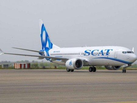 Эксплуатация Boeing 737 MAX приостановлена в Казахстане