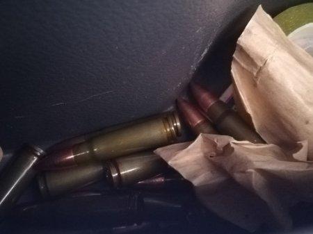 """Женщина на джипе с боеприпасами пыталась проехать в МЦПС """"Хоргос"""""""