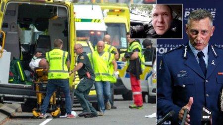 Появилось видео расстрела прихожан мечети австралийцем