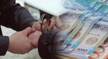 В три раза увеличился средний размер взятки в Казахстане