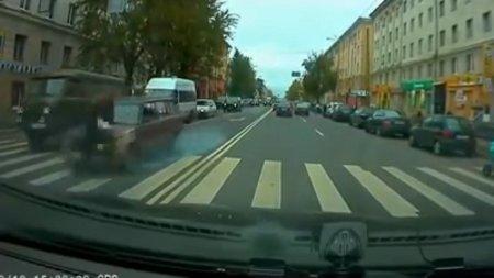 Памятка пешеходам