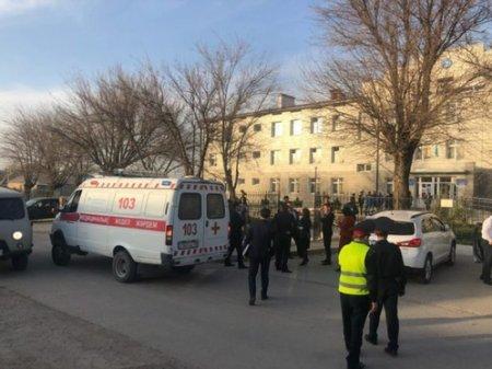 ЧП в школе Шымкента: названа причина отравления детей и персонала