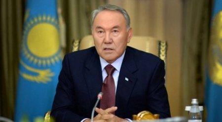 Назарбаев выступит с обращением к казахстанцам