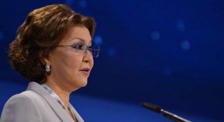 Дарига Назарбаева стала спикером Сената Парламента