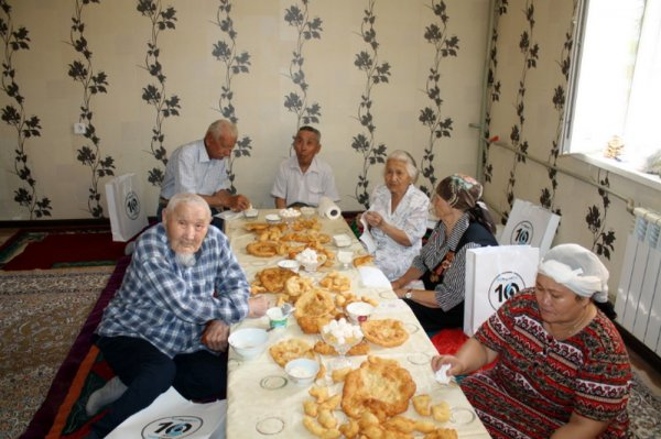 В Актау ушел из жизни еще один ветеран Великой Отечественной войны
