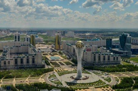 Астана переименована в Нур-Султан