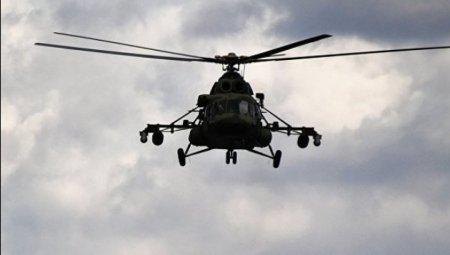 Озвучены предварительные версии крушения военного вертолета под Кызылордой