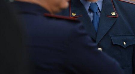 Аттестация полицейских в Казахстане начнется 1 октября
