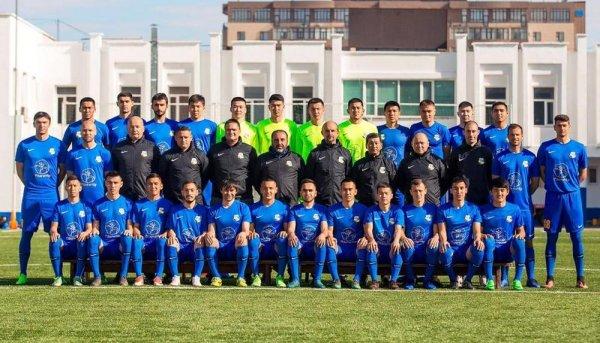 Футбольный клуб «Каспий» изменил дизайн своего электробуса