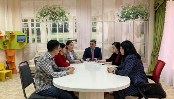 В Актау заработал центр семьи