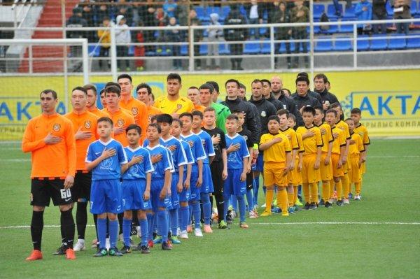 Главный тренер «Каспия» высказался о победе над командой из Темиртау