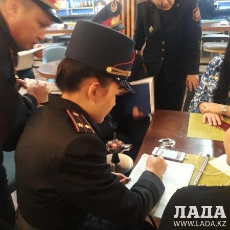 В Актау за употребление кальяна наказали посетителей и руководителей увеселительных заведений