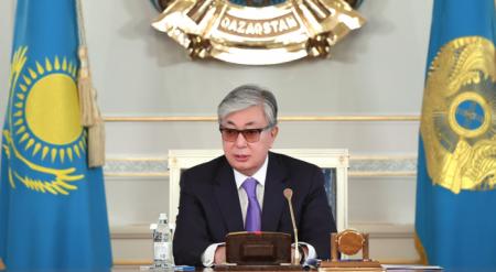 Токаев выступит с обращением к казахстанцам