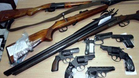 МВД Казахстана объявило акцию по выкупу незаконно хранящегося оружия