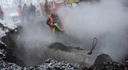 Квартиры алматинцев залило горячей водой: 4 человека в больнице