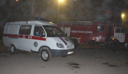 Из-за короткого замыкания эвакуировали жителей одного из домов в Актау