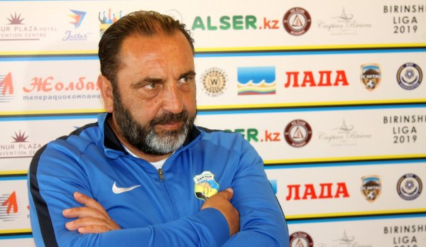 Футбольный клуб «Каспий» уступил по пенальти «Кайрату» в Актау