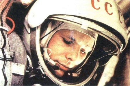 Он сказал «Поехали!» С Днем космонавтики!