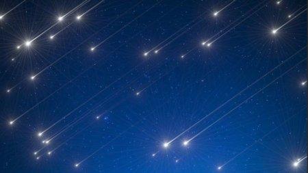Когда казахстанцы смогут увидеть весенний звездопад