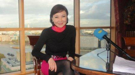 """Казахская журналистка: """"Я не могу больше врать"""""""