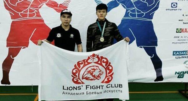 Два бойца из Мангистау стали чемпионами кубка Казахстана по муай-тай