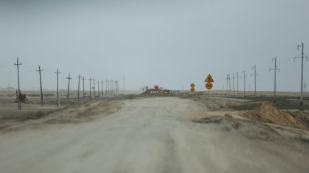 Строительство автодороги Атырау-Астрахань начнется в мае
