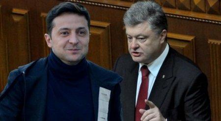 Зеленский и Порошенко подписали соглашение о дебатах