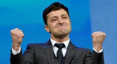 Зеленский побеждает на выборах президента Украины - exit poll
