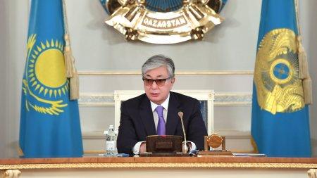 Касым-Жомарта Токаева выдвинули в кандидаты на выборы президента РК