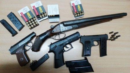 Россиянин пытался провезти крупную партию оружия в Казахстан