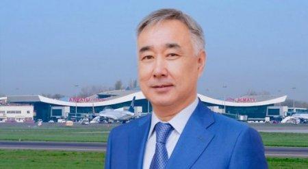 На бывшего президента аэропорта Алматы Айбола Бекмухамбетова завели уголовное дело