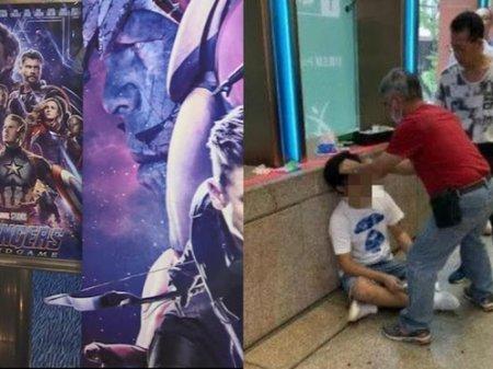 """Фанаты """"Мстителей"""" избили посетителя кинотеатра за спойлеры"""