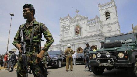 На Шри-Ланке после терактов запретили жителям закрывать лица
