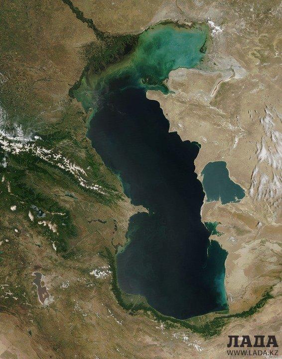Что происходит с Каспийским морем. Эксперты дали неутешительный прогноз