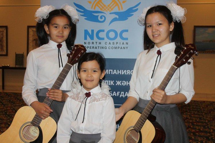 Компания NCOC за один год успела воплотить в жизнь 30 проектов спонсорства и благотворительности в Мангистауской области