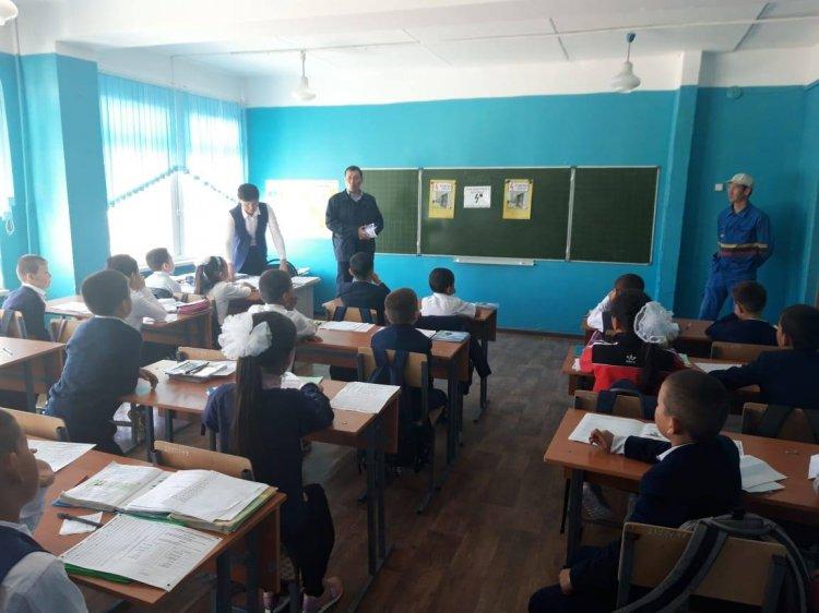 Энергетики АО «МРЭК» рассказали школьникам о правилах электробезопасности