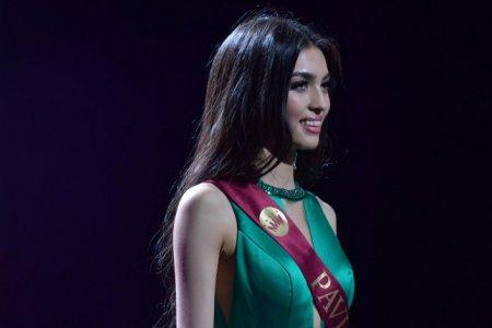 Самой красивой девушкой страны стала Мадина Батык из Павлодара