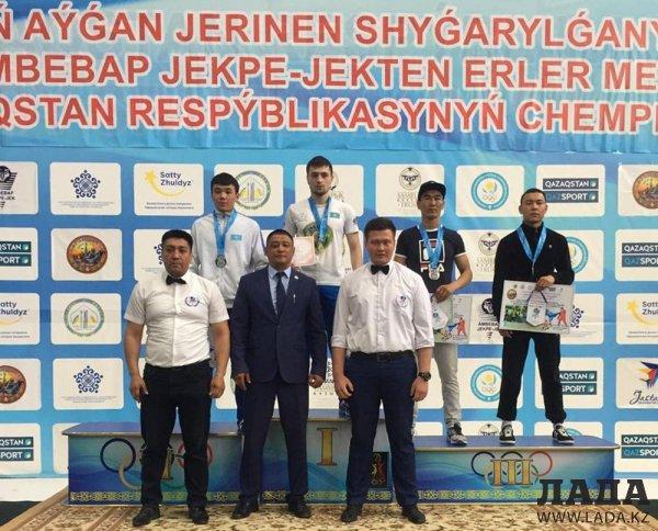 Универсальный боец из Актау стал чемпионом Казахстана
