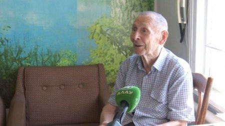 94-летний ветеран, освобожденный в Костанае, рассказал о жизни в колонии