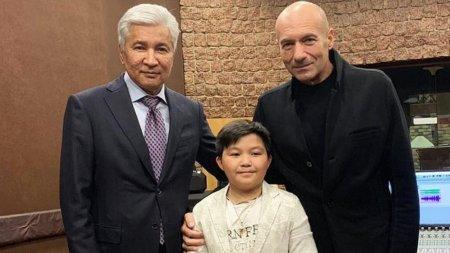 Юный Ержан Максим будет учиться у Игоря Крутого