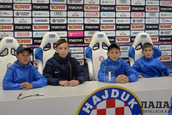Актауские футболисты выступили на международном турнире в Хорватии