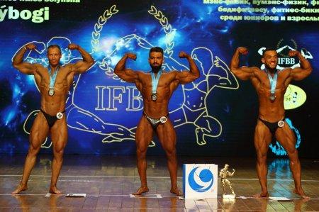 Брутальная красота: Спортсмены из Мангистау стали призерами чемпионата Центральной Азии по бодибилдингу
