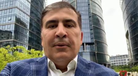 """""""Возвращаюсь в Киев"""". Саакашвили записал видеообращения после указа Зеленского"""