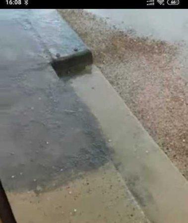 Сейчас в Баянды идет ливень