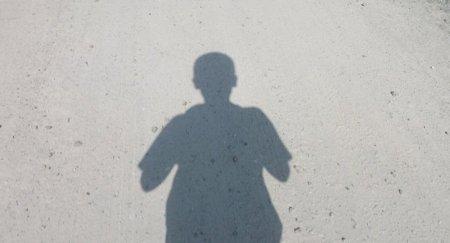 Загадочная тень сбила с толку пользователей Сети