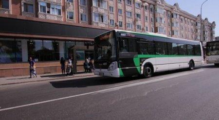 Автобусы в Казахстане хотят замедлить