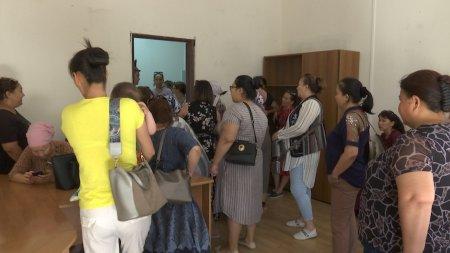 Более 30 многодетных матерей пришли в акимат Мангистауской области