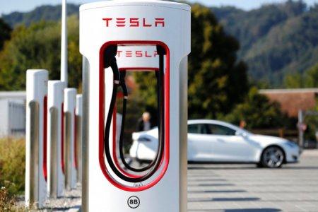 Электрозаправки Тesla появятся в Казахстане